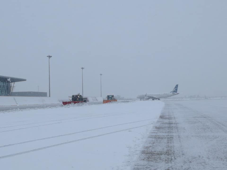 Zatvoren Aerodrom U Podgorici Mina